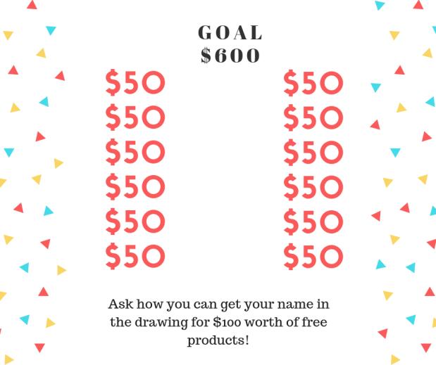 GOAL$600